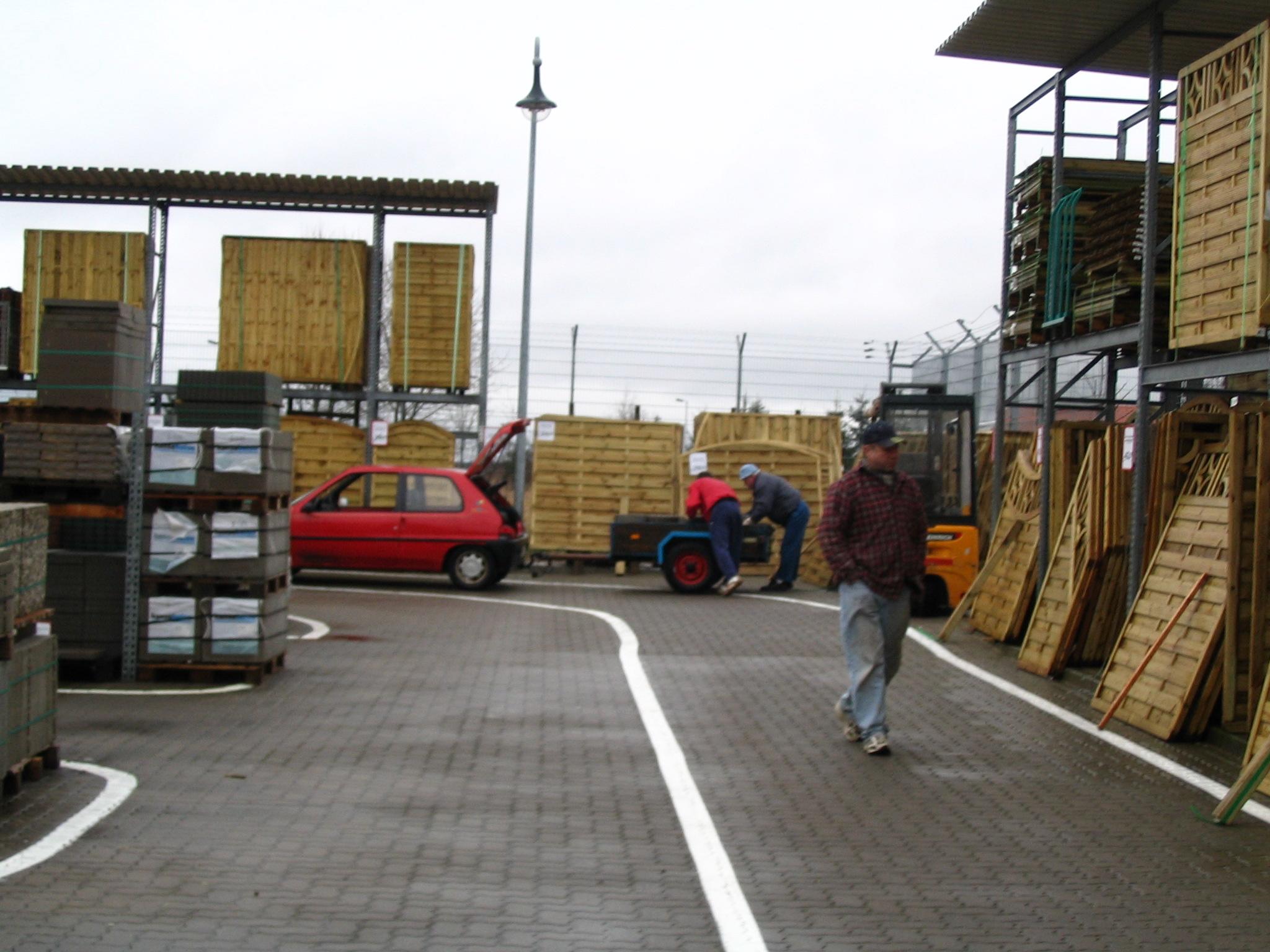 Drive In im hagebaumarkt wittstock  Hass+Hatje GmbH