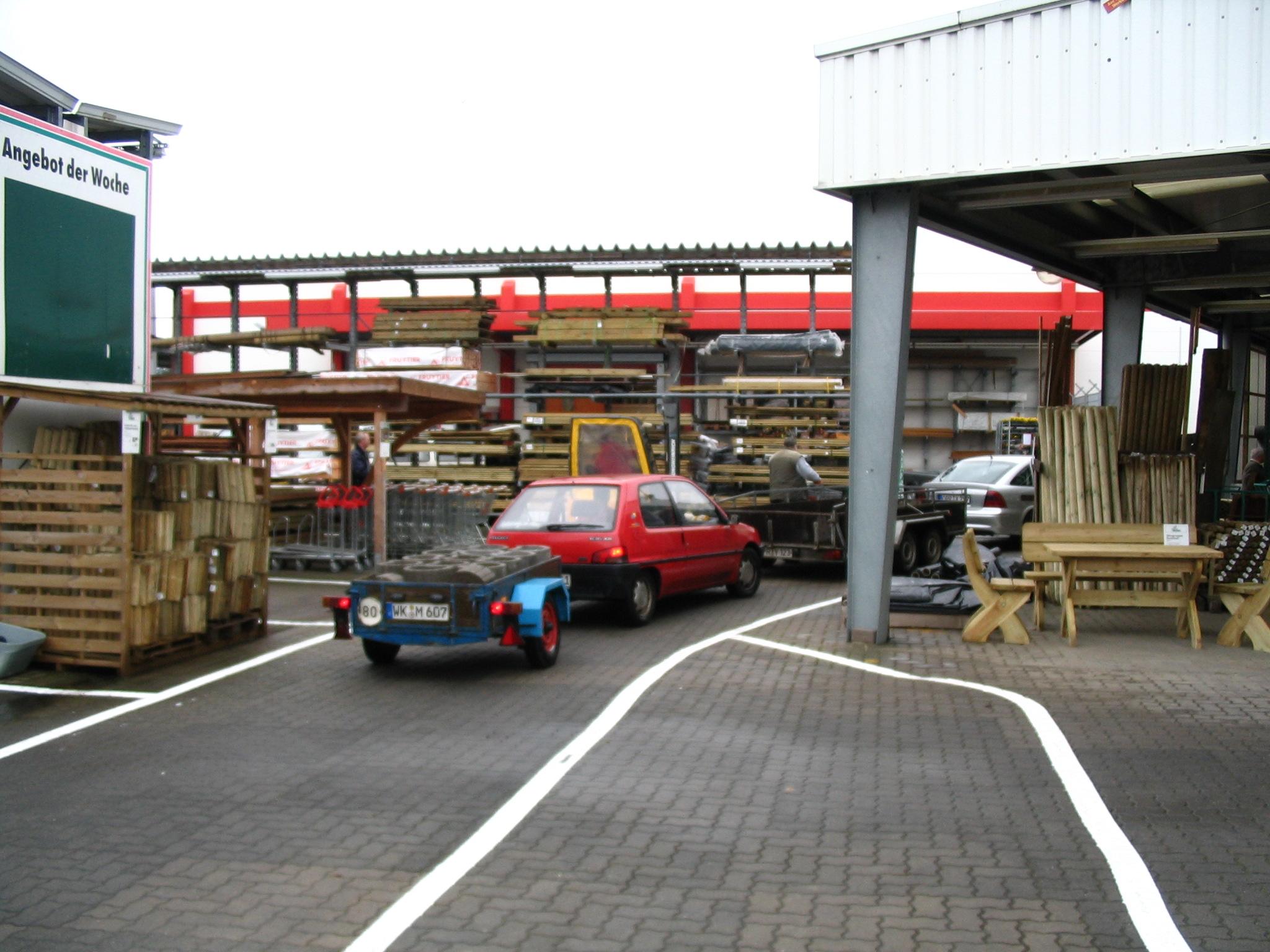 Gartenmobel Rattan Hartmann : Drive In im hagebaumarkt wittstock  Hass+Hatje GmbH